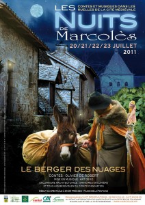 Affiche Nuits 2011-small