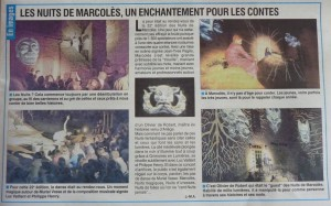 l'union du cantal 01/08/2015
