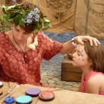 L'art de Rien maquillage ©Stéphanie Mas