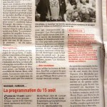 article L'union du Cantal