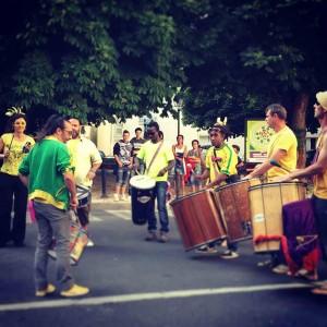 samba gage