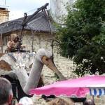 """Paris Bénares """"Oisôh"""" - Déambulation  crédit photo Stéphanie Mas"""