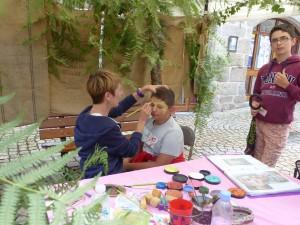 L'art de rien maquillage  crédit photo Stéphanie Mas